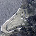Fort Caroline (Birds Eye)