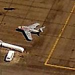 Chengdu JJ-5 at Reno Stead Airport (Birds Eye)