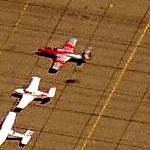 Aerovodochody L29 (Delphin) at Reno Stead Airport (Birds Eye)