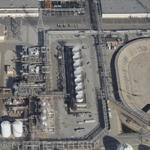 BP Carson West Coast Products Refinery (Birds Eye)