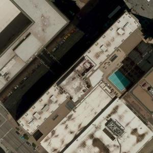 Sheraton Denver Downtown Hotel (Bing Maps)