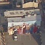 Children of Philadelphia Mural (Birds Eye)