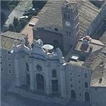 Santa Croce in Gerusalemme (Birds Eye)