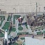 Ocean City NJ Muffler Man Pirate (Birds Eye)
