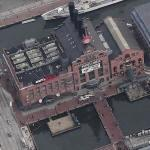 Old Power Plant Building in Baltimore's Inner Harbor (Birds Eye)