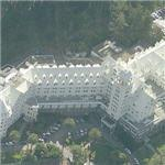 Claremont Hotel (Birds Eye)
