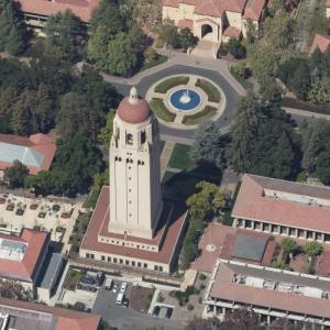 Hoover Tower (Birds Eye)