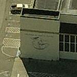 China Clipper mural (Birds Eye)