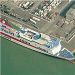 Minoan Lines HighSpeed Ferry 'Ariadne Palace' (Birds Eye)