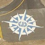 Compass Rose - Sherman Municipal Airport