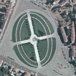Prato della Valle (Bing Maps)