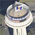 Banca di Roma tower (Birds Eye)