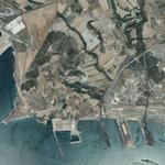 ENI Taranto Refinery (Censored in Local.Live) (Bing Maps)