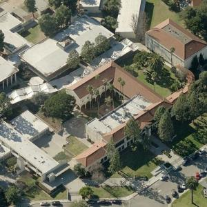 Beverly Hills 90210 High School (Torrance High) (Bing Maps)