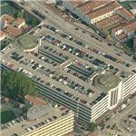 Piazzale Roma parking structure (Birds Eye)