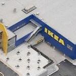 IKEA College Park (Birds Eye)