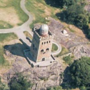 High Rock Tower & Observatory (Birds Eye)