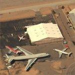 FAA Airworthiness Assurance Nondestructive Inspection Validation Center (Birds Eye)