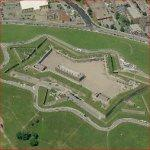 Citadel Hill (Fort George) (Birds Eye)