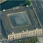 'German Historical Museum' by I.M. Pei (Birds Eye)