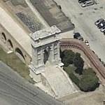 Arch of Trajan (Birds Eye)