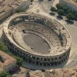 Arena of Nimes (Birds Eye)