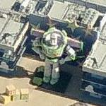Giant 'Buzz Lightyear' (Birds Eye)