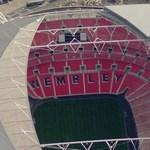 Wembley Stadium (Bing Maps)