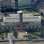 Tate Modern Art Gallery (Birds Eye)