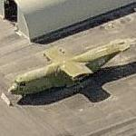Part of a C-130 (Birds Eye)