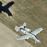 A-10 Landing (Birds Eye)