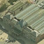 Norwich train station