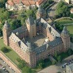 Schloss Johannisburg (Birds Eye)