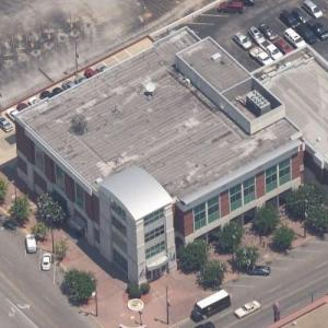 Rosa Parks Library and Museum (Birds Eye)
