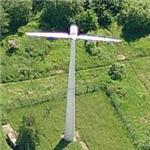 Small wind turbine (Birds Eye)