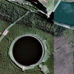 Seneca Pumped Storage - Kinzua Dam (Bing Maps)