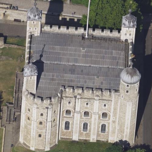 Tower of London (Birds Eye)