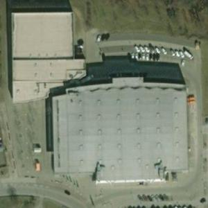 "EHC Wolfsburg ""Grizzly Adams"" Ice hockey stadium (Bing Maps)"