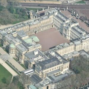 Buckingham Palace (Birds Eye)