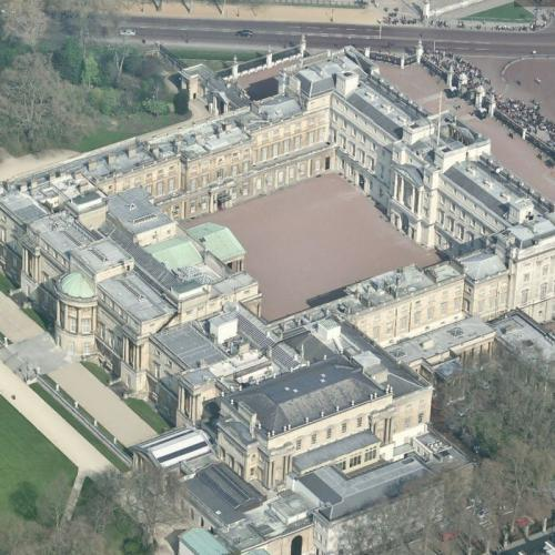 Buckingham Palace (Birds Eye)