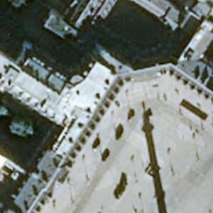 Hôtel Ritz Paris (Bing Maps)