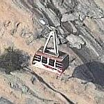 Stone Mountain Aerial Tramway (Birds Eye)