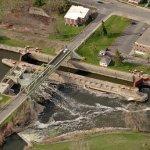 Erie Canal Lock #27 (Birds Eye)