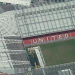 Old Trafford (Bing Maps)