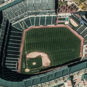 Oriole Park at Camden Yard (Birds Eye)
