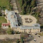 Government House, Saskatchewan (Birds Eye)