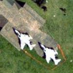 F-4 Phantom IIs (Bing Maps)