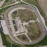 Lucas Oil Raceway oval track (Birds Eye)