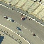 Texas Motor Speedway wall repair (Birds Eye)