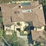 Britney Spears' House (Former) (Birds Eye)